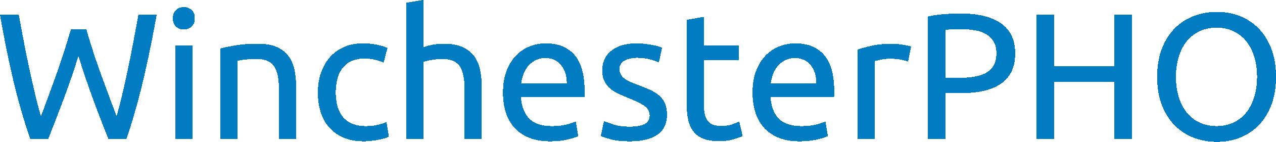 Winchester PHO logo